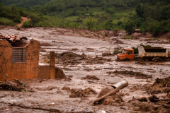 Dam Burst in Minas Gerais